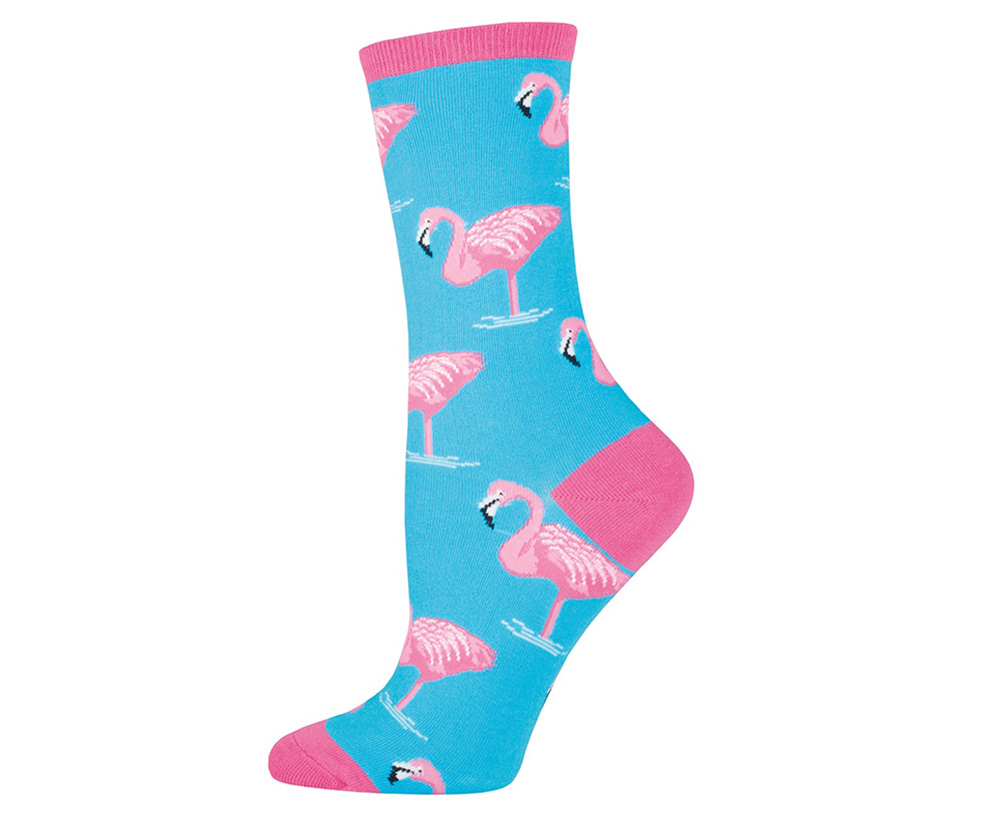 Pink Flamingo Socks For Women On Luulla